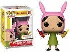 Funko Pop! Animation: Bob's Burgers Louise Belcher #414 Box Lunch Exclusive NIB