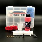 Shimano Hydraulic Brake Bleed Kits TONS OF OPTIONS w Funnel Mineral Oil Adapter