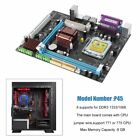 P45 Desktop motherboard LGA 771 775 Dual Board DDR3 Support Intel Xeon L5420 HA