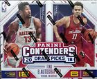 2018-19 Panini Contenders Draft Basketball Factory Sealed Hobby Box