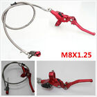 M8X125 7 8 Motorcycle Red Hydraulic Clutch Makes The Clutch Easy To Save 90CM