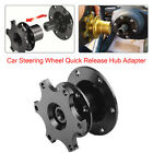 Steering Wheel Quick Release HUB Adapter Kit Durable for Racing Car Universal