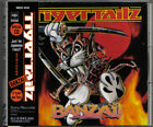 TIGERTAILZ Banzai! JAPAN CD SRCS-5512 1991 OBI