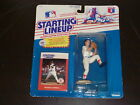 1988 STARTING LINEUP ROGER CLEMENS BASEBALL FIGURE FACTORY SEALED