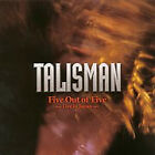 TALISMAN Five Out Of Live In JAPAN CD XRCN-1095 1994 NEW
