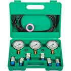 Hydraulic Pressure Test Kit for Excavator Komatsu Stainless Steel Gauge Set
