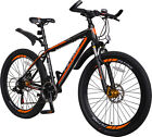 Collection Mens 26 Mountain Bikes Bicycles 21 Speeds SHIMANO aluminium Frame