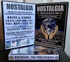Nostalgia CD pack - The Fifth Element Brisk Rhythm Cruze Paul Manx CHZ Ezee Tee
