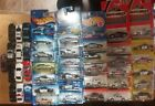 LOT OF 42 HOT WHEELS MATCHBOX TONKA MAISTRO POLICE CARS 29 CARDS 13 LOOSE