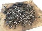 2008 Kawasaki ZZR600 ZX600 Engine Motor Nuts Bolts Brackets Parts Bolt Lot