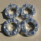 4 150 Wheel Spacers 5x45 Hubcentric Adapters 5lug 14x15 for Chrysler Dodge