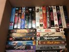 Huge Mixed Lot Of 40+ Used VHS Tapes Musicals Adventure Action Comedy Classics