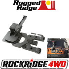 RUGGED RIDGE HD TIRE CARRIER KIT for 07 18 JEEP WRANGLER JK 1154650