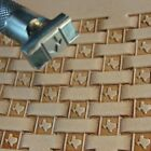 James Linnell Texas Basket Weave Stamp Leather Stamping Tool