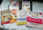 The Food Lovers Fat Loss Plate Diet The Biggest Loser Diet and Cookbooks Lot