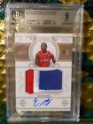 Eric Bledsoe 2010-11 National Treasures RC Patch AUTO 86 RPA BGS 9- .5 from GEM