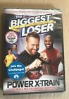 The Biggest Loser 30 Day Power X Train DVD 2012 NEW and Sealed