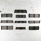 Antique Industrial Slatted Foundry Patterns for Molds Handmade Wood  Group 4