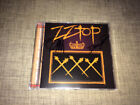 ZZ TOP - XXX - STRICTLY LIMITED HAND SIGNED / AUTOGRAPHED CD ALBUM  GIBBONS HILL