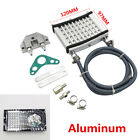 Universal Engine Oil Cooler Cooling Radiator Kit For 125cc 150cc Pit Trail Dirt