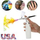 Portabel Airbrush Kit with Compressor Rechargeable Air Brush Spray Gun with Pump