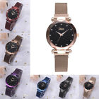 Fashion Luxury Simple&Elegant Ladies Party Analog Watch Mesh Belt Watch Cheap