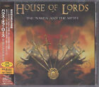 HOUSE OF LORDS The Power And The Myth JAPAN CD CRCL-4577 2004
