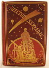 Jules Verne Hector Servadac 1878 First American Edition 1st Printing Sci fi