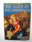 Nancy Drew 19 THE QUEST OF THE MISSING MAP 1st Edition Carolyn Keene HB DJ book