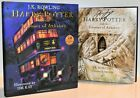 SIGNED 1 Print Harry Potter the Prisoner of Azkaban Illustrated JK Rowling