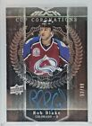 Rob Blake Cup Coronations ud black auto 52 99 *NorthernRoute*