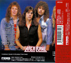 ARCH RIVAL , In The Face Of Danger JAPAN CD APCY-8114 1993 OBI