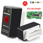 V1.5 Super Elm327 Bluetooth With Switch Obd-ii Obd Can Code Reader For Android