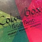 COLORBOX Pigment Petal Point Clearsnap Inkpad 8 Color Poinsettia Archival Ink