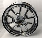 Harley Davidson Chrome Rim Dyna Low Rider FXDL Mag Rear Wheel 2014 (EXCHANGE)