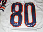 CHICAGO BEARS BERNARD BERRIAN AUTOGRAPHED NFC CHAMPS AUTHENTIC JERSEY HOLO COA