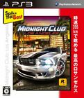 Midnight Club: Los Angeles (Spike The Best) JAPAN PlayStation3 2010 NEW