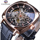 Skeleton Mille Watch Business Luxury  HipHop Patek AP Mechanical Leather Design