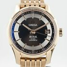 Omega De Ville Hour Vision Co-Axial Ref: 431.60.41.21.13.001 18K Rose Gold Auto