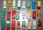 LOT 24 MATCHBOX LESNEY 1 75 ASSORTMENT OF CARS WITH CARRY CASE