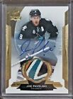 Joe Pavelski The Cup 06 10 4 color patch auto 14 15 *NorthernRoute*