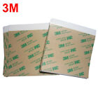 2sheets Thin 006mm 3M 467 90mm119mm Double Adhesive Tape for Thermal Pads