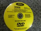 2006 Ford Freestyle SUV Shop Service Repair Manual DVD SE SEL Limited AWD