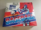 1986 Topps Baseball Cello Box Unopened (BBCE Wrapped)