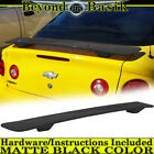 2005 2010 Chevy Cobalt 2Dr Coupe MATTE BLACK Factory Style Trunk Spoiler Wing