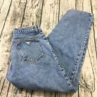 Guess By Georges Marciano Jeans Sz 30 Denim Vtg 80s Retro Light Deadstock