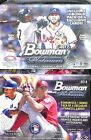2017 and 2018 Bowman Platinum Baseball Sealed Blaseter Box Lot