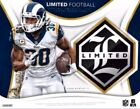 2018 Panini Limited Football 14 Box Hobby Case Sealed PRE-ORDER