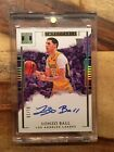 Big Baller or Bust! Top Lonzo Ball Rookie Cards 22