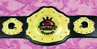 Fantasy Football Championship Belt Free Shipping Carrying Case